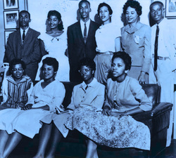Picture of Little Rock Nine Members